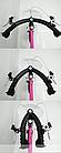 Велосипед двухколесный детский MARS-18 Розовый дисковый тормоз колеса 18 дюймов, фото 5