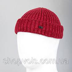 Docker cap D51 Докер Вязаный Красный