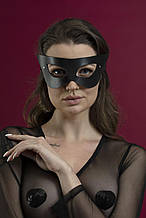 Маска на обличчя Feral Feelings - Mistery Mask, натуральна шкіра