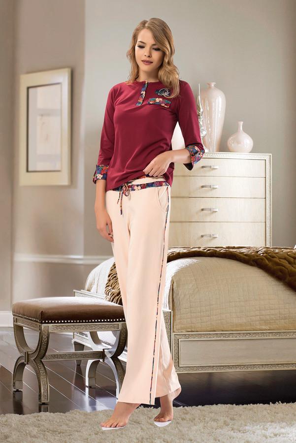 Пижама с брюками Классик