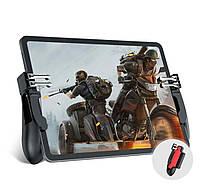 Геймпад Union H11 триггеры для игры в 6 пальцев на iPad и Android планшет PUBG Mobile COD Fortnite StandOFF 2
