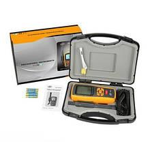 Термо-гигрометр Bluetooth 0-100%, -10-50°C BENETECH GM1361X, фото 3