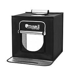 Photobox для предметної зйомки Tianrui A065 лайткуб розмір 50см