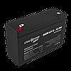 Аккумулятор AGM LP 6V - 12 Ah Silver