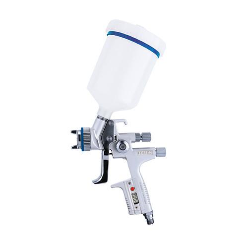Пневмокраскопульт цифровий LVMP верх. п/б 600мл, 1,4 мм ITALCO H-5000-Digital-1.4 LM