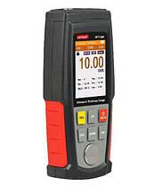 Толщиномер ультразвуковой 1-300мм WINTACT WT100A, фото 2