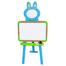 Мольберт Joy Toy Доска знаний 0703 UK-ENG Разноцветный (hub_JTZJ94378)