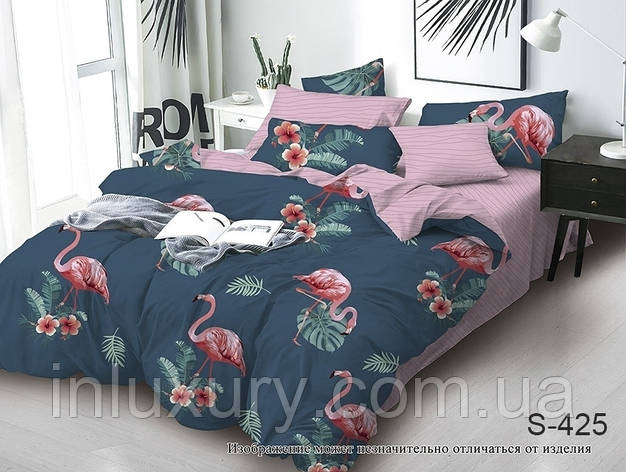 Комплект постельного белья с компаньоном S425, фото 2