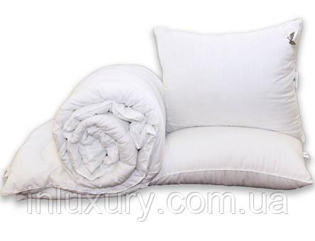 """Одеяло """"Eco-страйп"""" 1.5-сп. + 2 подушки 50х70, фото 2"""