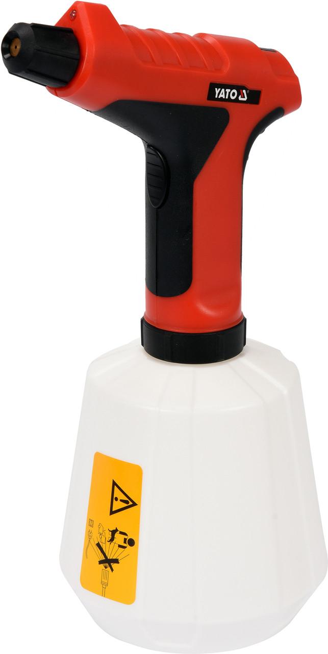 Аккумуляторный опрыскиватель электрический YATO YT-86200