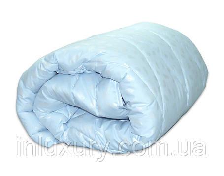 """Одеяло лебяжий пух """"Голубое"""" 1.5-сп., фото 2"""