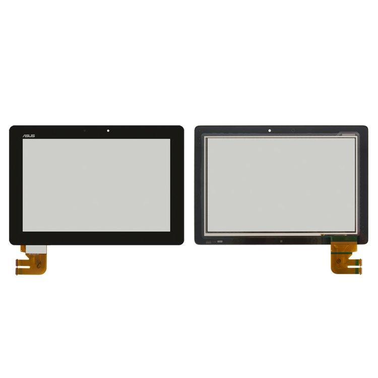 Сенсор (тачскрін) для планшета Asus TF300T G01 чорний Оригінал