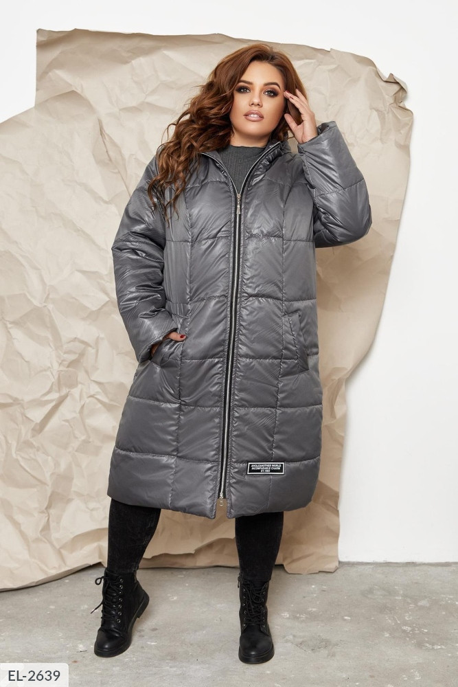 Пальто EL-2639