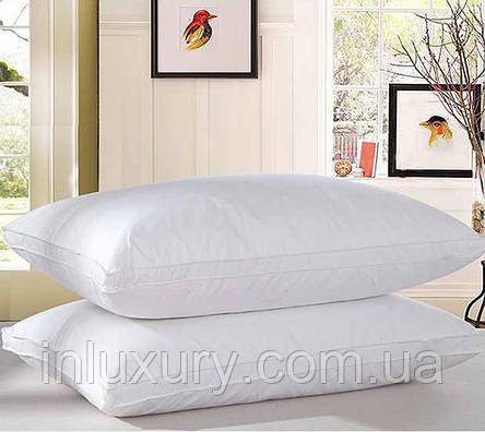 Подушка Белая с бортом 70х70, фото 2