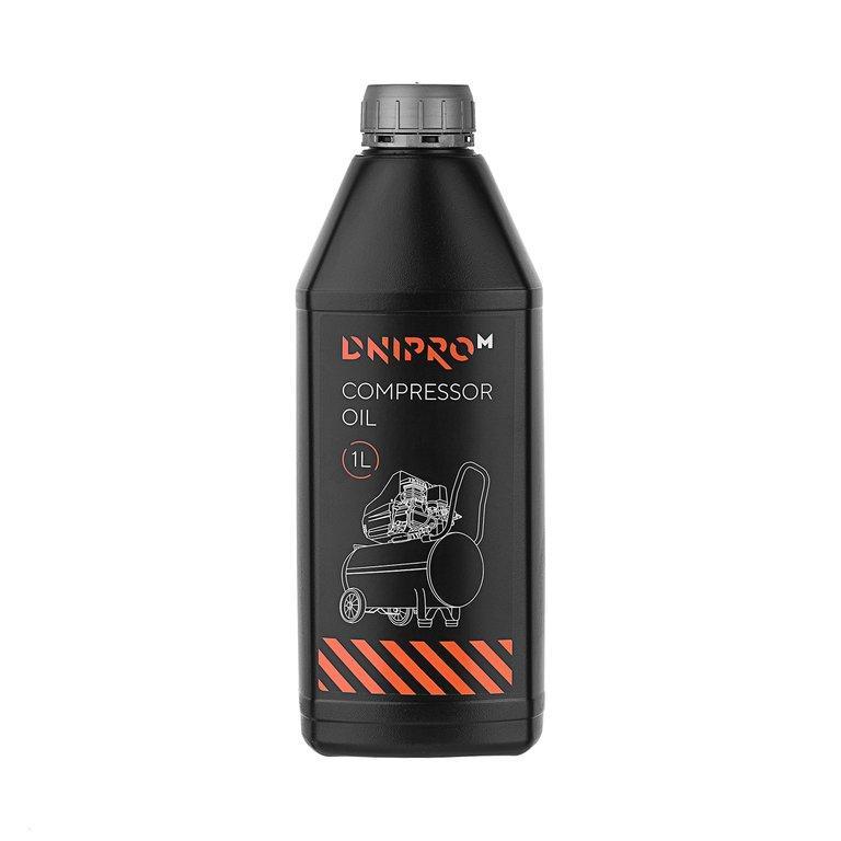 Масло компрессорное Dnipro-M 1 л