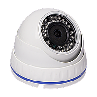 Антивандальная IP камера Green Vision GV-103-IP-X-DOC50-20 POE 5MP, фото 1