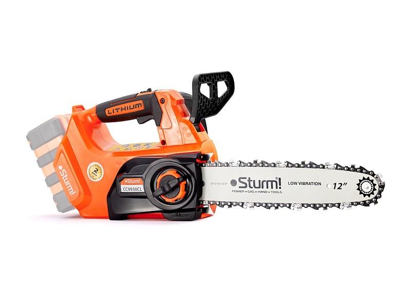 Пила ланцюгова акумуляторна Sturm CC 9930 CL (Безкоштовна доставка)
