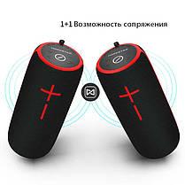 Портативная акустическая стерео Bluetooth колонка Hopestar P21, фото 2