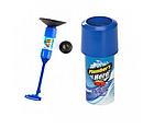 ОПТ Вантуз для прочистки унитаза и канализационных труб Plumber's Hero, фото 2