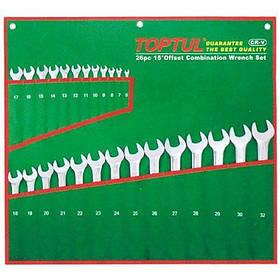 Набор ключей комбинированных 26 шт 6-32 мм TOPTUL GAAA2604