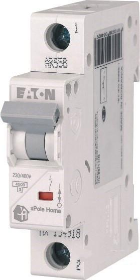 Автоматический выключатель Eaton HL-C 10/1