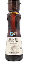 Кунжутное масло высшего сорта 160 мл