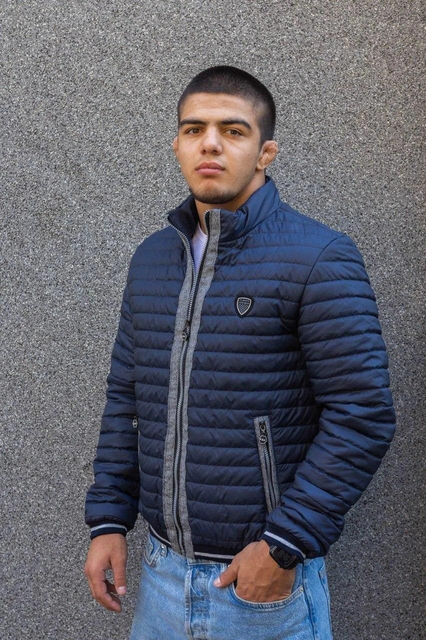 Мужская демисезонная короткая куртка M