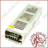 Блок питания OEM 24v 10a 240w IP20 металлический перфорированный (BSTR-240-24) (222*68*39)