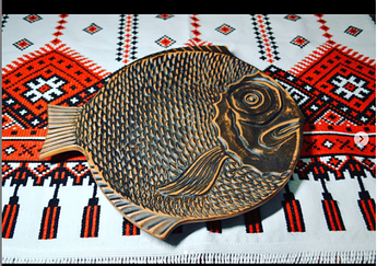 Блюдо для Суши Камбала 150 мм