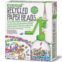 Набор для творчества 4M Бумажные бусины (00-04588), фото 1