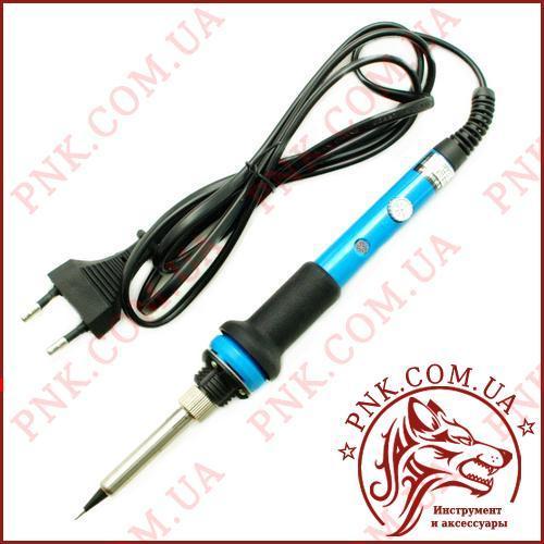 Паяльник HandsKit 939 c регул. температуры, 60W, 200- 450°C, керамический нагреватель
