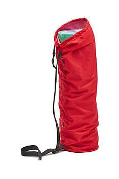 Чехол сумка для коврика 60хØ19см Synevyr Темно-серый Червоний