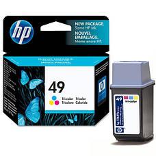 Картридж HP 49
