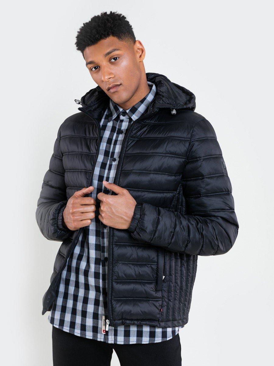 Куртка мужская BS ACARF JACKET 906 BLACK