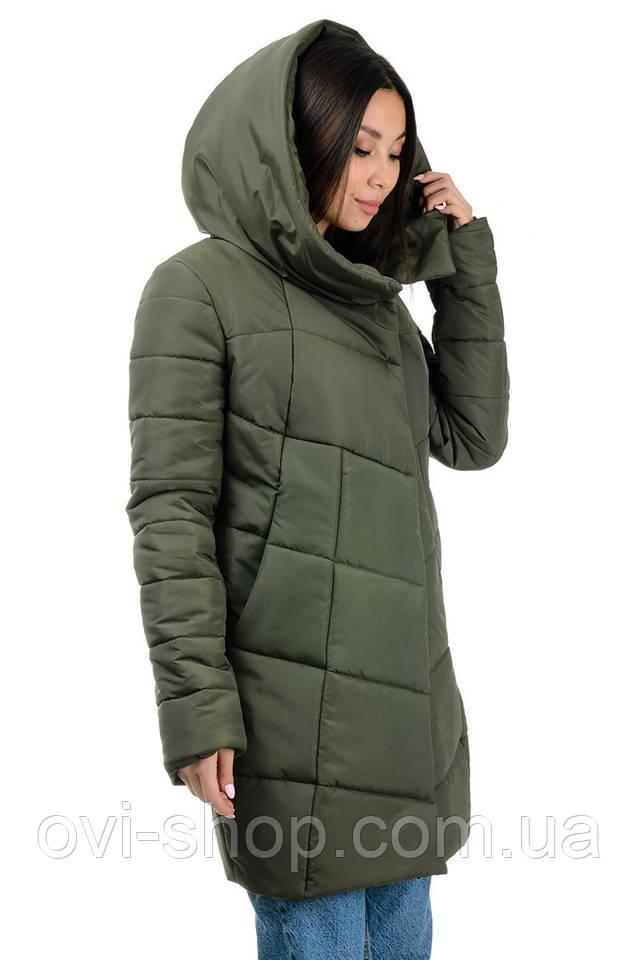 удобная женская куртка