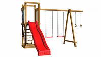 Детская  деревянная площадка для улицы SportBaby-4, фото 3