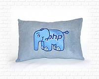 Подушка со слоником PHP, фото 3