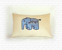 Подушка со слоником PHP, фото 4