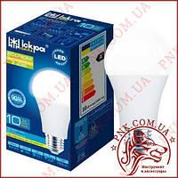 Лампочка ISKRA 10W LED 4000K E27 ECO светодиодная (A60)