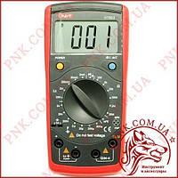 Мультиметр цифровой UNI-T UT-603, измеритель индуктивности и сопротивления (made in EC)