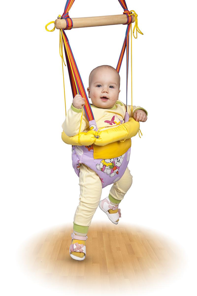 Дитячі стрибуни гойдалки з обручем