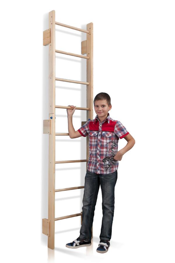 Дерев'яна шведська стінка - Teenager 0-220