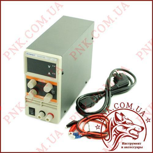 Лабораторний блок живлення HandsKit SW-3010D, 30B, 10A