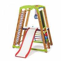 Дитячий спортивний куточок для дітей - «Малюк - 2 Plus 3», фото 7