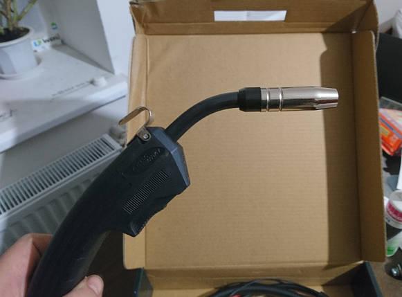 Зварювальний пальник з вбудованим клапанному газу довжина 4,0 м., фото 2