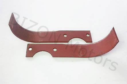Фреза на мотоблок разборные Ф23, 3+1 (32 ножа), фото 2