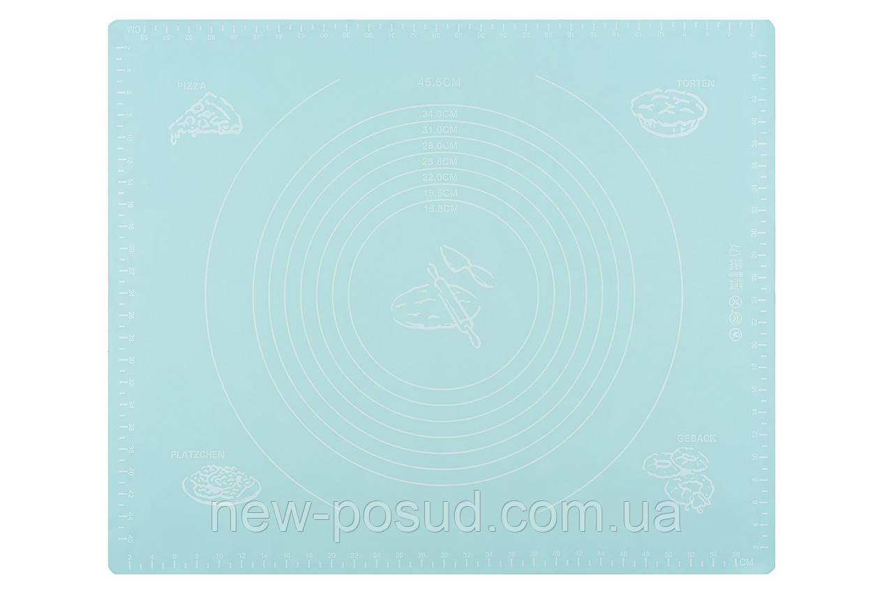 Силіконовий килимок 50 * 60 см Ardesto Tasty Baking AR2308ST