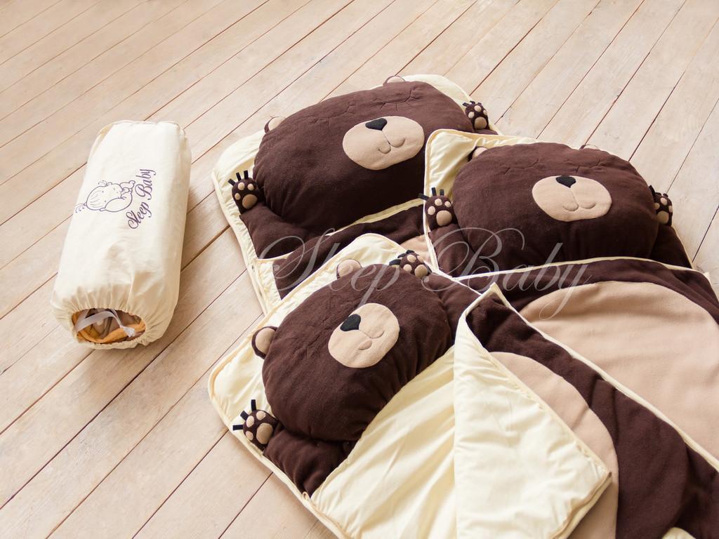 Спальник дитячий Слипик Ведмідь