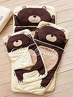 Спальник дитячий Слипик Ведмідь, фото 3