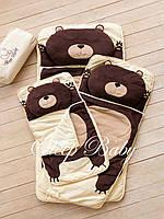 Спальник дитячий Слипик Ведмідь, фото 4